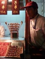 Peking, Nachtmarkt