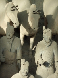 Xián, Terrakotta-Armee