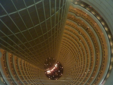Shanghai, Jin Mao Tower