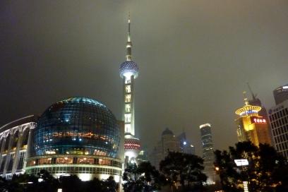Shanghai, The Pearl