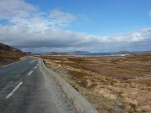 auf dem Weg zum Nordkapp
