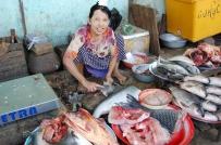 Markt in Nyaung U