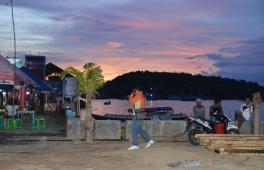 Nachtmarkt, Labuan Bajo, Flores