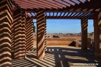 Dachterrasse El-Badi-Palast