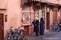 Gasse zum Bab Agnaou