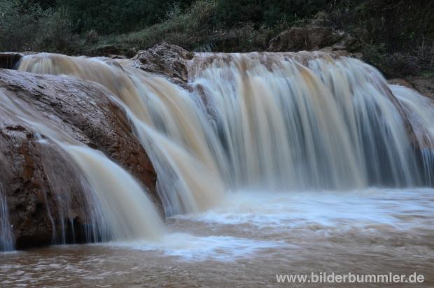 Wasserfall in Ouzoud