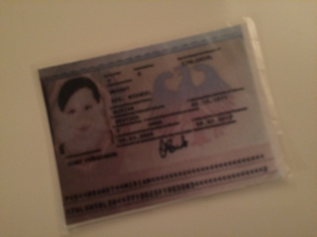 Kopiere und laminiere deinen Reisepass und andere wichtige Dokumente