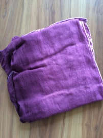 Ein großes Tuch- das Must-Have für Mädels