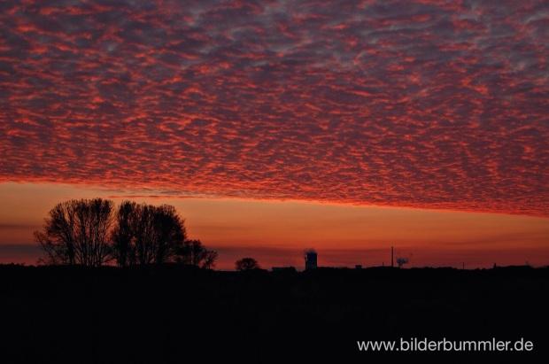 Sonnenaufgang am Kanal - Andy Lorenz Mai 15